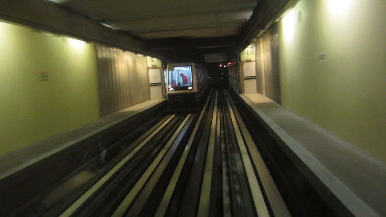 Transit rapide - Train