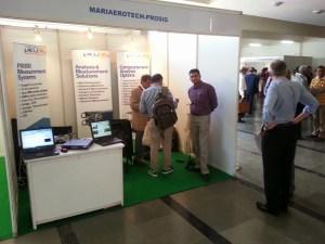Prosig & Mari Aerotech booth