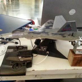 The supersonic demo model