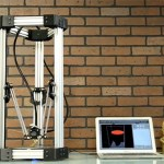DeltaMaker Delta 3d Printer on Kickstarter.com