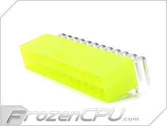 ATX-24Pin-Bright-Green