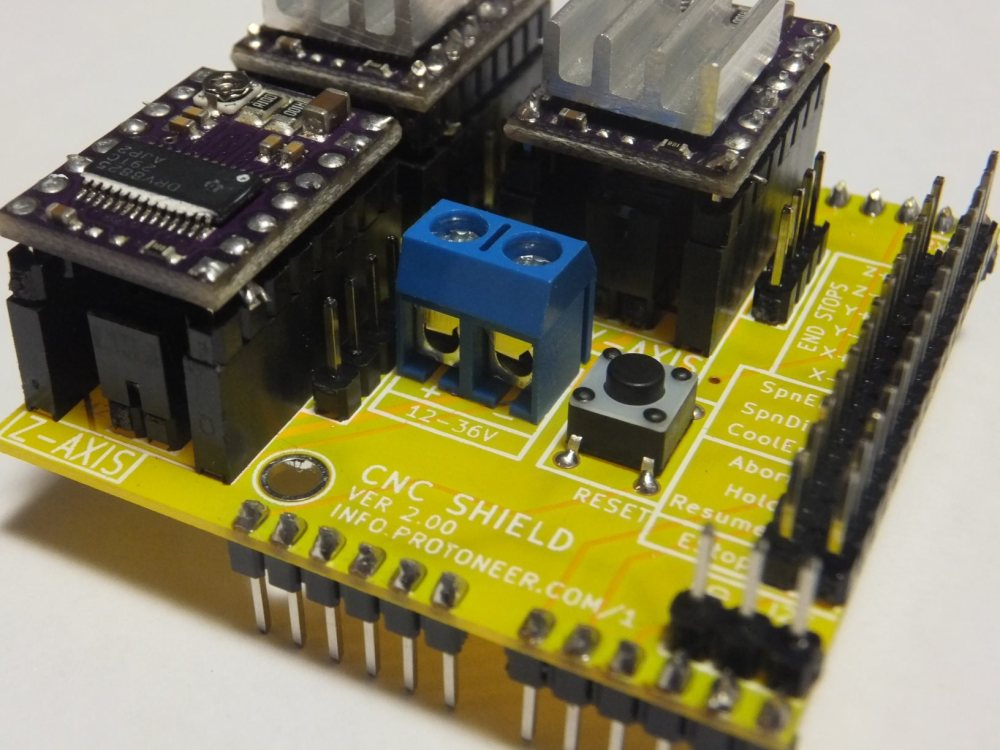 medium resolution of arduino cnc shield 12 36v power connector