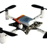 Crazyflie Nano Quadcopter – Battery Upgrade
