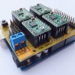 Arduino CNC – GRBL Shields / Boards