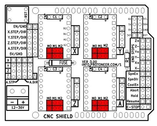 Arduino_CNC_Shield_Micro_Stepping_Settings