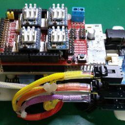 Arduino CNC Shield Raspberry Pi Enclosure- Stack