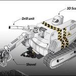 Space Mining Robots – NASA is already onto it…