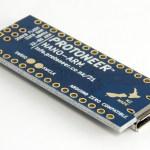 NANO-ARM : Arduino Zero Compatible but in Arduino Nano Form Factor