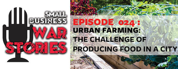 Urban Farming: The Challenge of Producing Food in a City | Urban Roots Farm