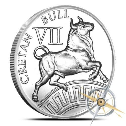 Cretan Bull Final Mintage Released