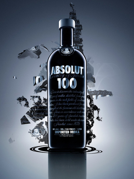 ABSOLUTely Clever 10 ABSOLUT VODKA Campaign Ads