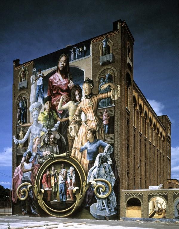 Inspiring Murals World