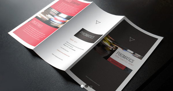 Modern Brochure Designs Ideal Vistalist Co