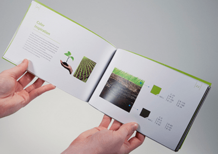 10 awesome booklet designs