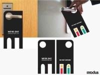 30 Super Cool Door Hanger Designs