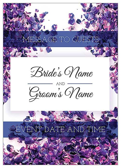 10 Beautiful and Free Wedding Invitation Card Templates  PsPrint Blog