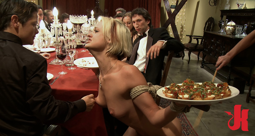 Sex at the dinner table