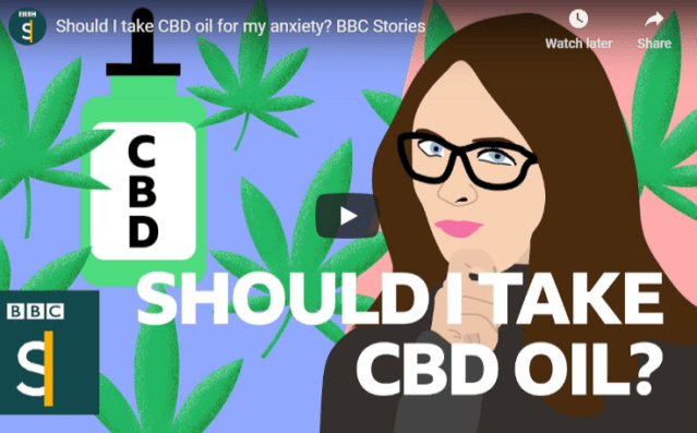 Should I take CBD for my anxiety? – BBC Stories [VIDEO]