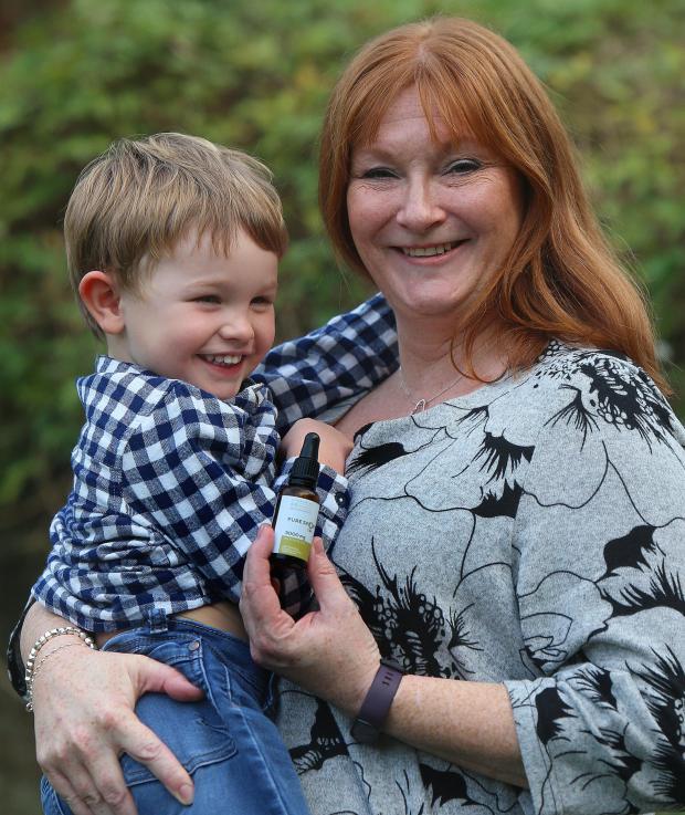 CBD transformed Scots mother's Fibromyalgia pain