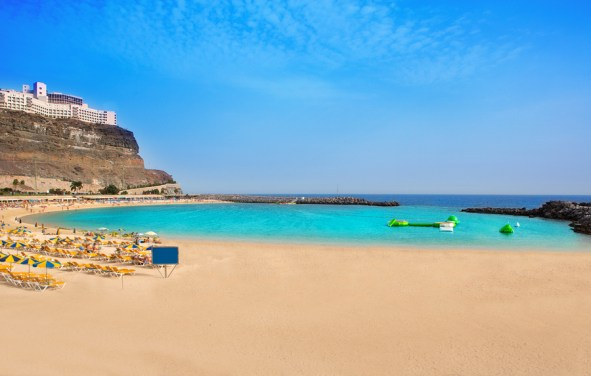 best beaches gran canaria