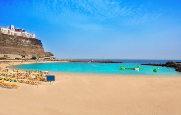 best beaches gran canaria