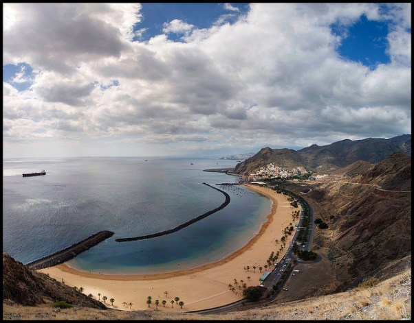 Tenerife beaches from Purple Travel