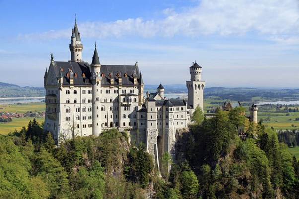 Neuschwanstein Castle from Purple Travel
