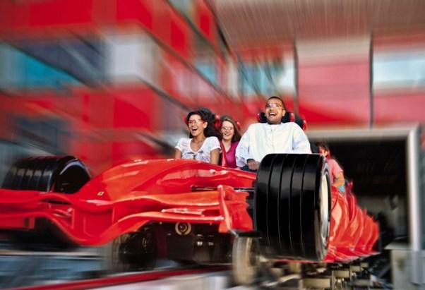 Ferrari World Abu Dhabi 3