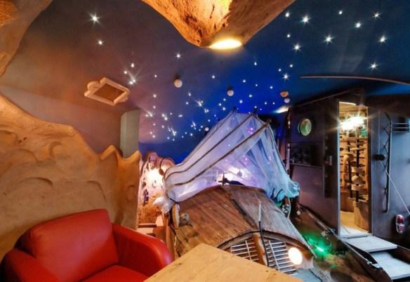 Starry skies at Balade de Gnomes