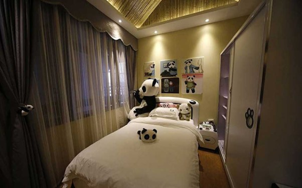 Panda Hotel from Purple travel