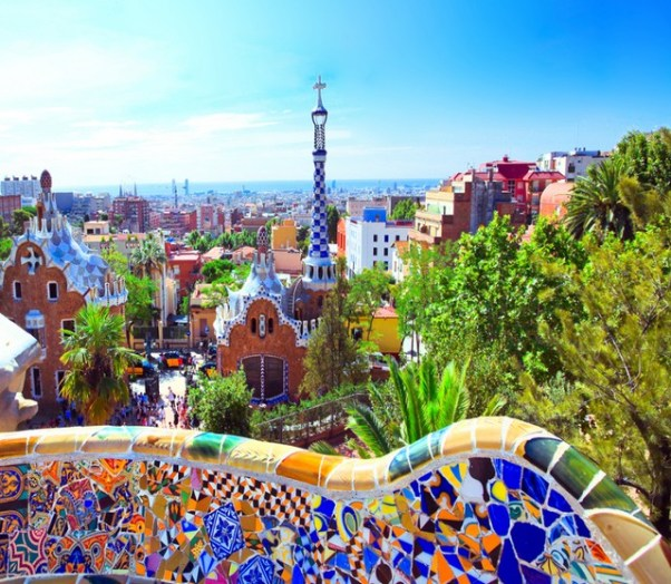 Park Guell from PurpleTravel.co.uk
