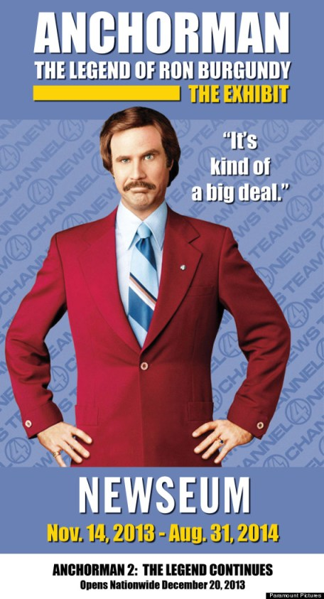 Anchorman Museum