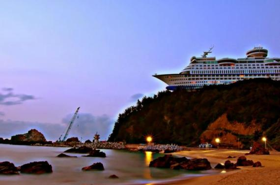 The-Sun-Cruise-Hotel-and-Resort-in-Jeongdongjin-South-Korea