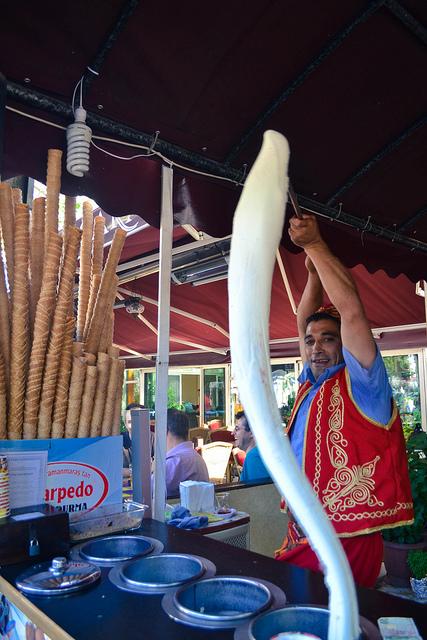 turkish ice-cream 1