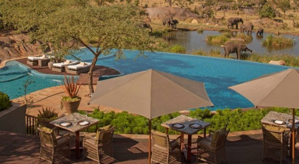 Holidays: Four Seasons Serengeti
