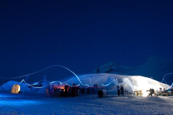 Arctic Disco // Snowbombing 2012