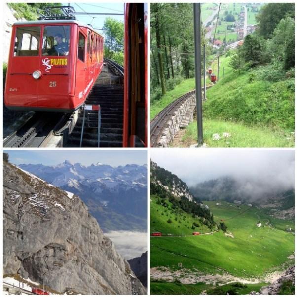 Switzerland holidays: cogwheel railway