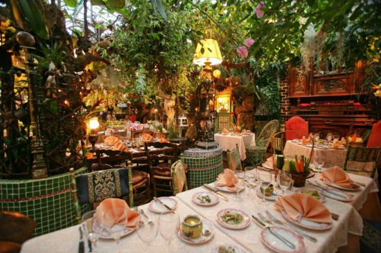 French Floral Restaurant 2