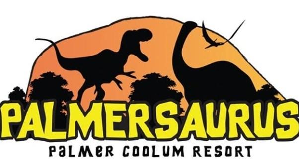 Palmersaurus logo
