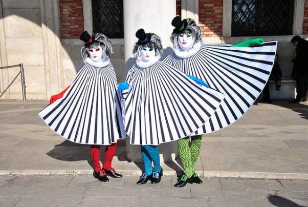 Venice Carnival via Purple Travel
