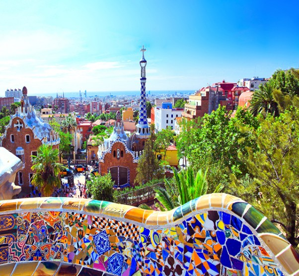 Park Guell Barcelona from Purple Travel