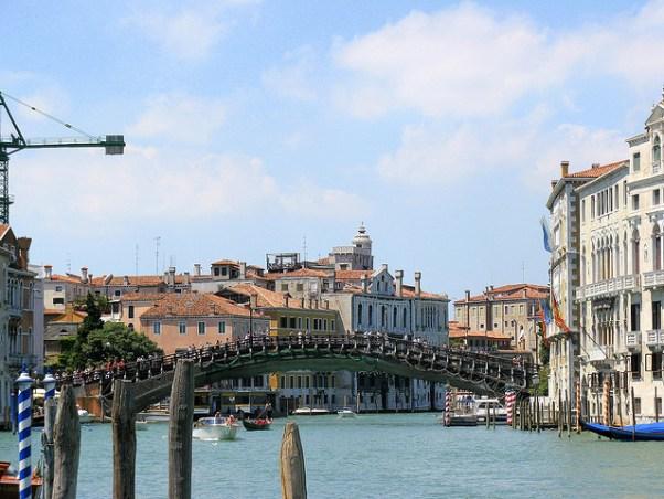 Ponte dellAccademia Venice