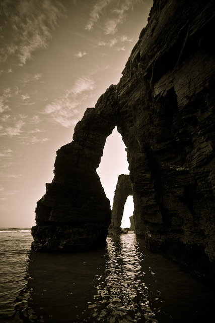 Playa de las Catedrales from Purple Travel