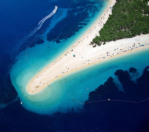 Zlatni Rat from Purple Travel