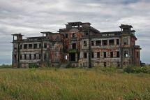 Cambodia Abandoned Bokor Palace Hotel