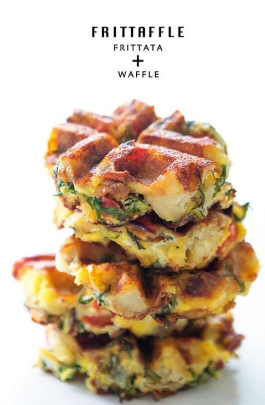 Ftittafle - Frittata + Waffle Mix