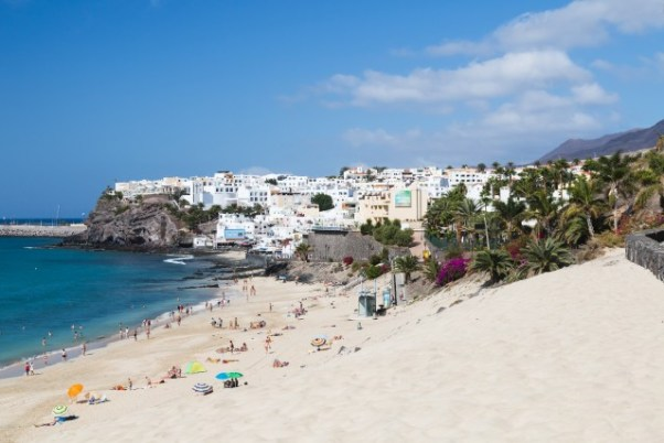 Christmas Holidays in Fuerteventura