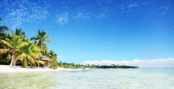 Beaches in the Dominican Republic