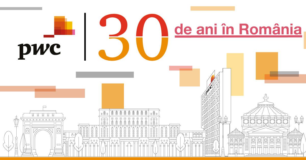 PwC 30 de ani in Romania