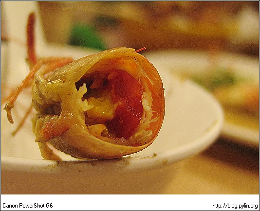 高雄-左營區-全海岸活蝦餐廳   沙拉麵@田園生活
